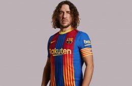 La maglia speciale del Barcellona per il Clasico 2021