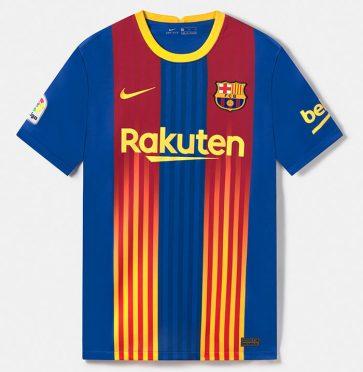 Maglia Barcellona speciale 2021 Clasico