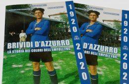 Libro Brividi d'Azzurro Empoli