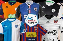 Maglie challenge League svizzera 2020-21