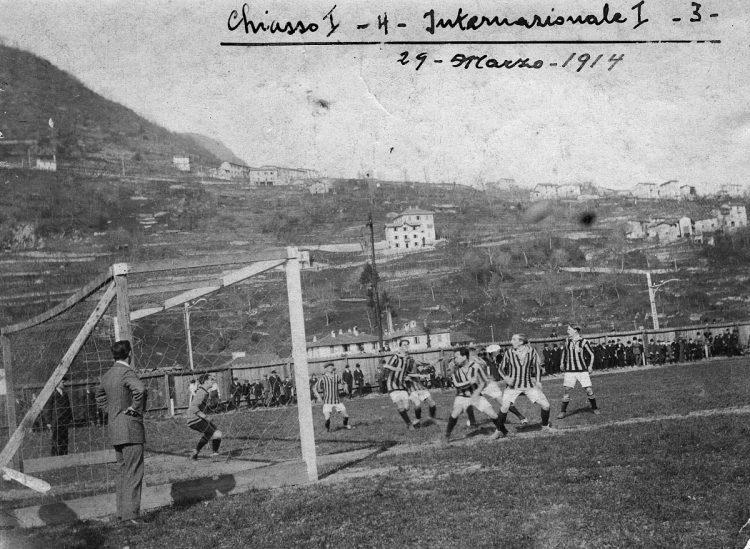 Chiasso-Inter 1914