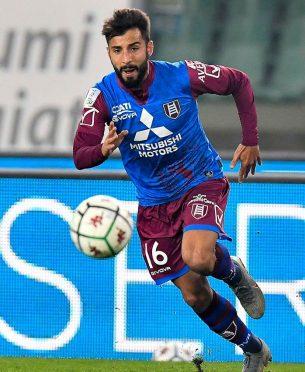 Kit away Chievo 2020-21