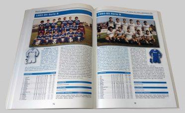 Libro maglie Empoli Calcio