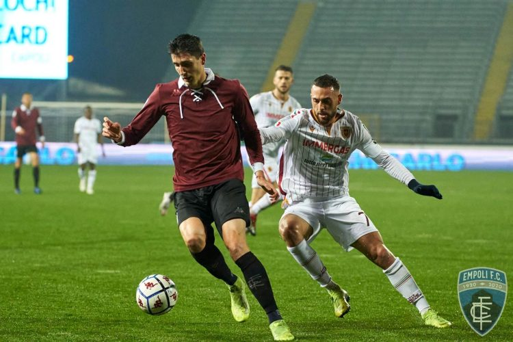 Empoli-Reggiana Serie B