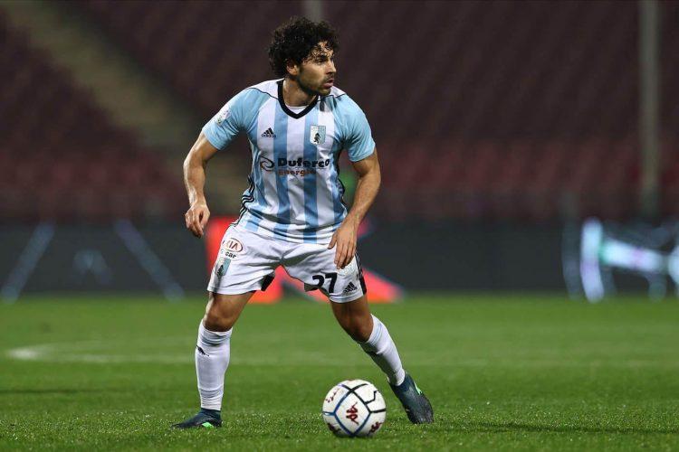 La divisa dell'Entella che omaggia l'Argentina