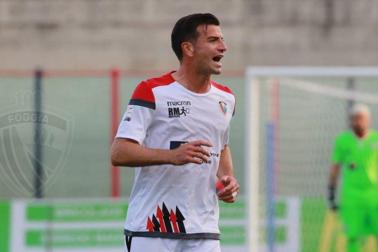 Seconda maglia Foggia Calcio 2020-21