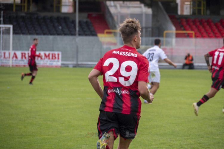 Retro prima maglia Foggia 2020-21
