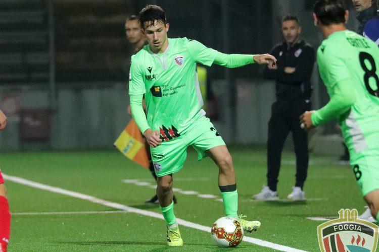 Terza maglia Foggia 2020-21
