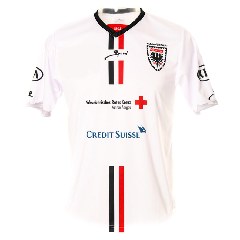 maglia home aarau 2020-2021
