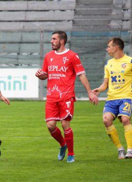 Padova divisa trasferta rossa 2020-21