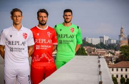Le maglie del Padova 2020-2021