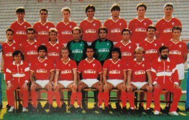 Rosa Perugia 1987-88 con Ravanelli