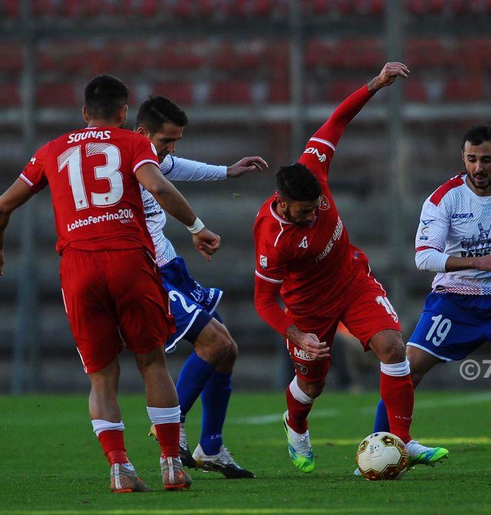 Divisa Perugia 2020-2021 home rossa
