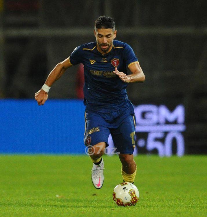 Perugia terza maglia in campo 2020-21