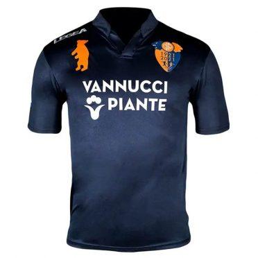 Seconda maglia Pistoiese blu 2020-21