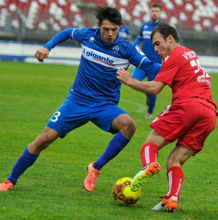Piacenza-Pro sesto Serie C