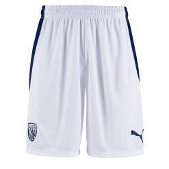 Pantaloncini WBA bianchi 2020-21