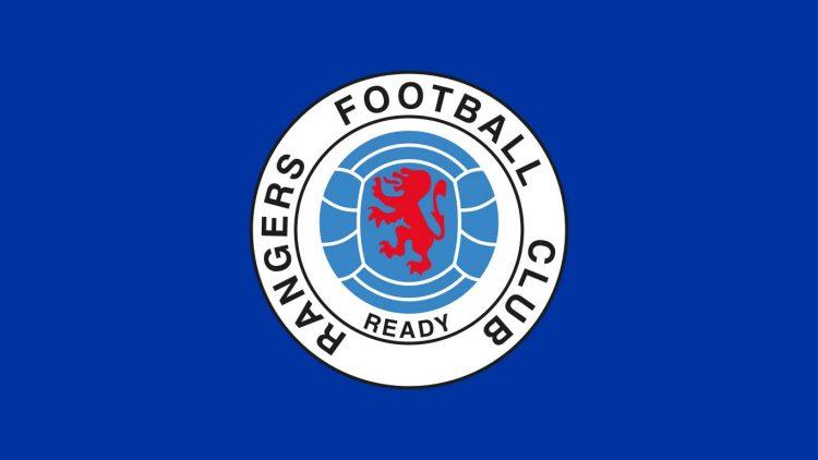 Logo Rangers 1968-1991