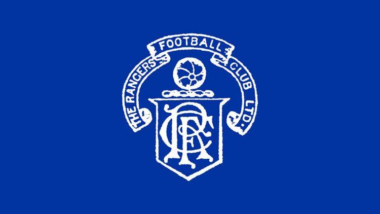 Stemma Glasgow Rangers 1881-1882