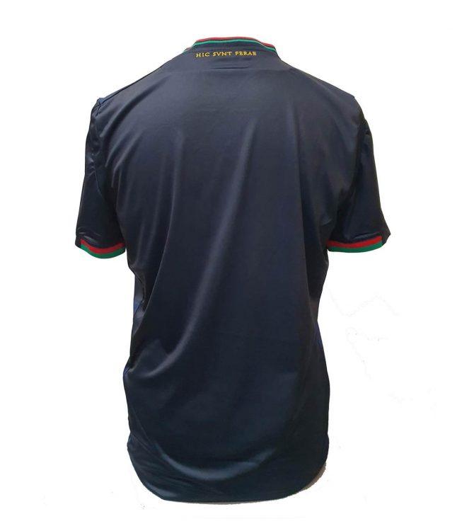 Terza maglia Ternana 2020-2021 retro