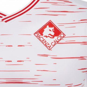 Stemma Piacenza maglia bianca