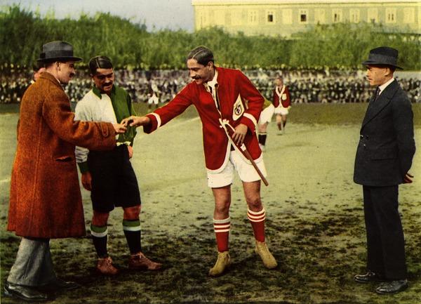 Derby di Lisbona agli inizi del '900