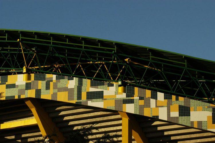 Esterno stadio Jose Arvalade