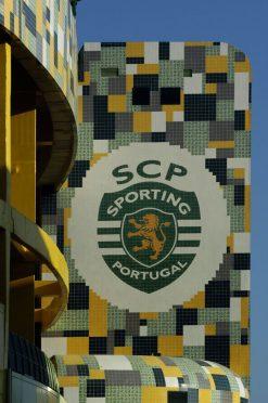 Stemma Sporting stadio Alvalade