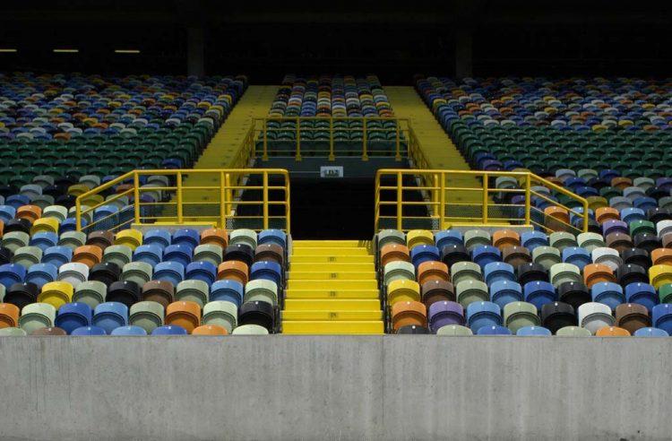 Sediolini stadio Jose Arvalade