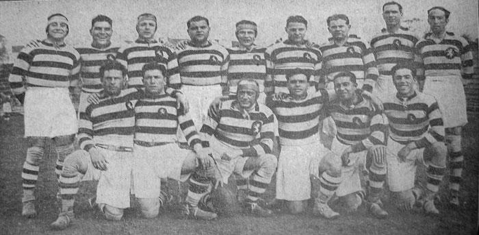 Maglia rugby Sporting Lisbona 1928
