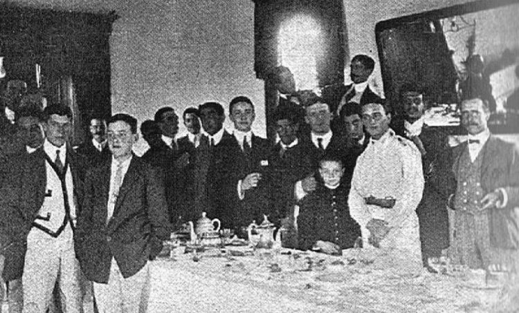 assemblea generale dei membri fondatori