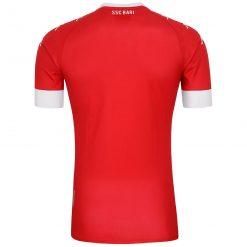 Seconda maglia Bari rossa 2020-2021 retro
