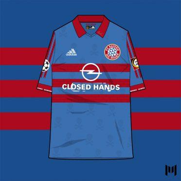 Maglia 90 Bayern Monaco Kahn