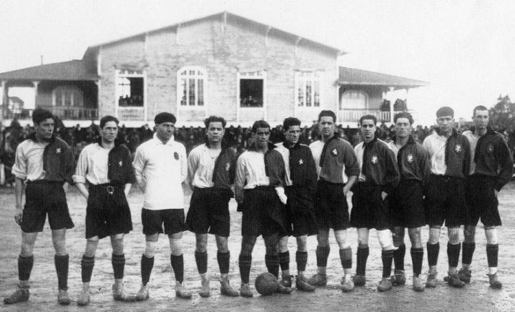 Sporting Lisbona maglia 1924