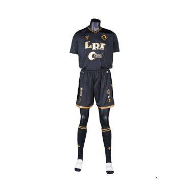Terza maglia Piacenza nera 2020-21