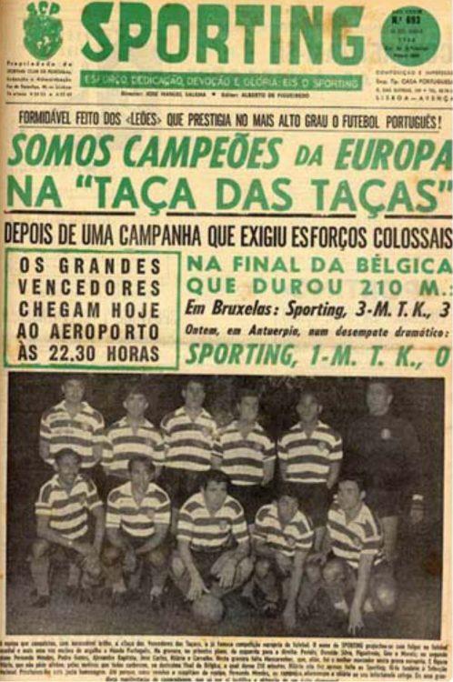 giornale del club 16 Maggio 1964