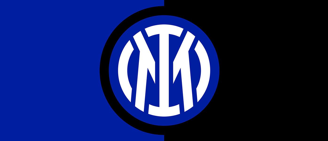 Il nuovo logo dell'Inter