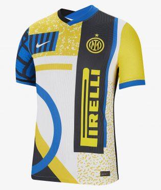 Quarta maglia Inter 2020-2021 Nike