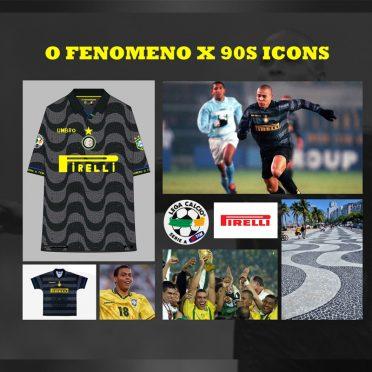 Eroi 90 Inter Ronaldo