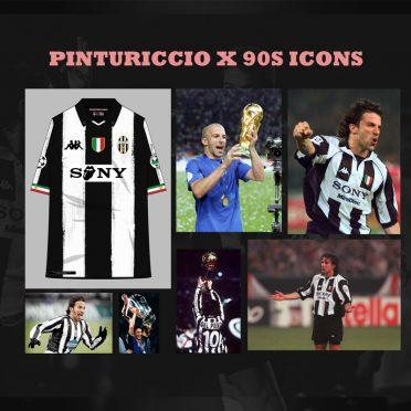Eroi 90 Juventus Del Piero