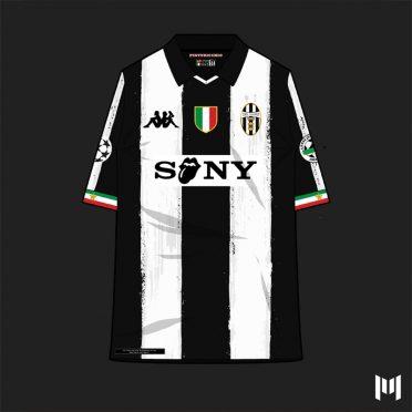 Maglia 90 Juventus Del Piero