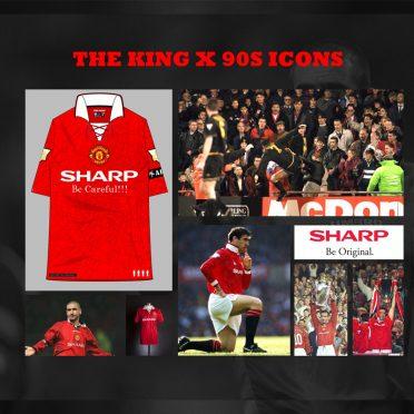 Eroi 90 Manchester United Cantona