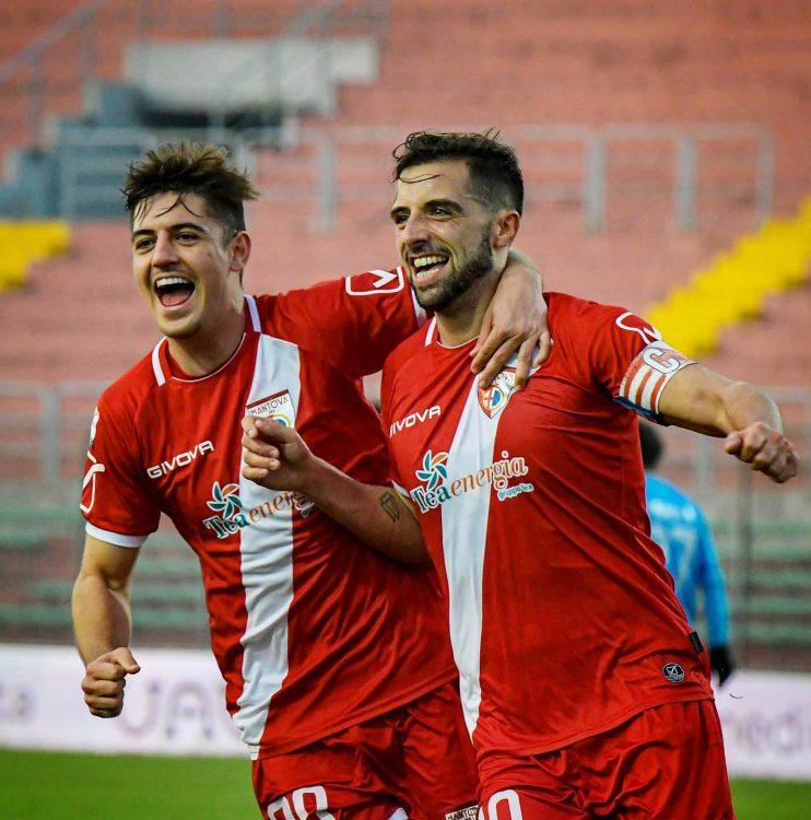 Seconda maglia Mantova 2020-2021 Givova