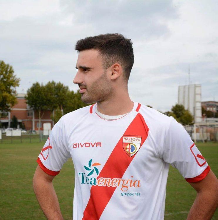 Prima maglia Mantova 2020-2021