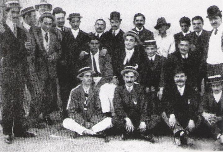 membri fondatori Sporting Lisbona