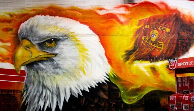 murales Benfica