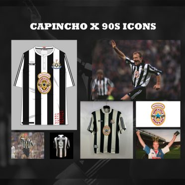 Eroi 90 Newcastle United Shearer