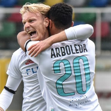 Font Olbia Calcio 2020-2021