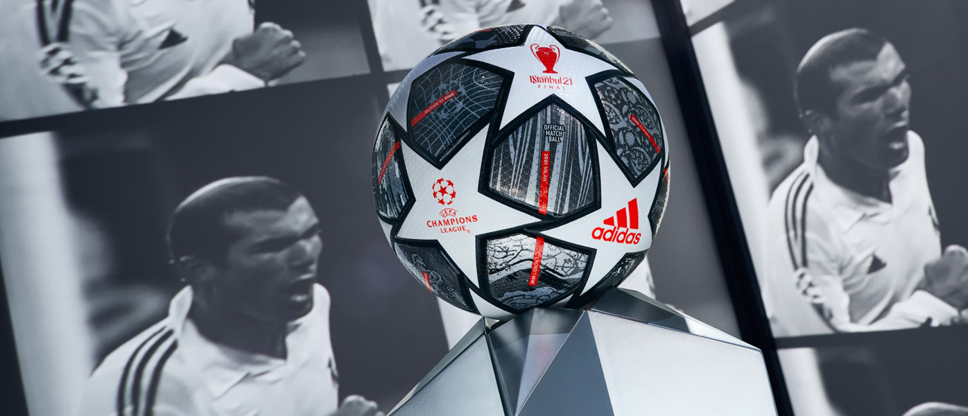 Pallone Champions League 2021 Istanbul