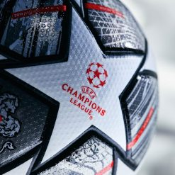 Stelline in rilievo pallone Champions League